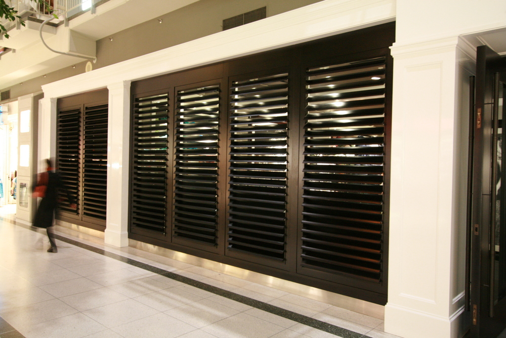 Commercial Shutters Gallery Canada Custom Shutters